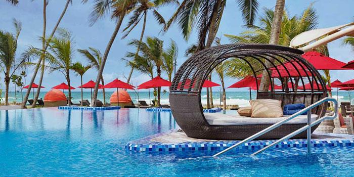 Sri Lanka 2018 - Amari Hotel