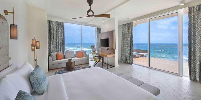 Sri Lanka v England 2018 - Amari Hotel - Galle