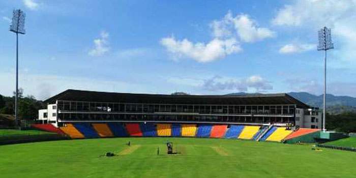 2nd Test at the Pallekele International Cricket Ground