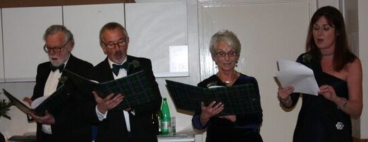 Burns Night 2018 Choir