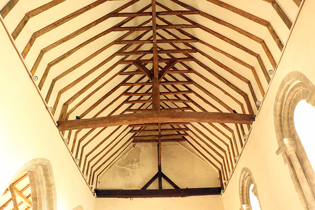 Roof timbers (Audio Guide)