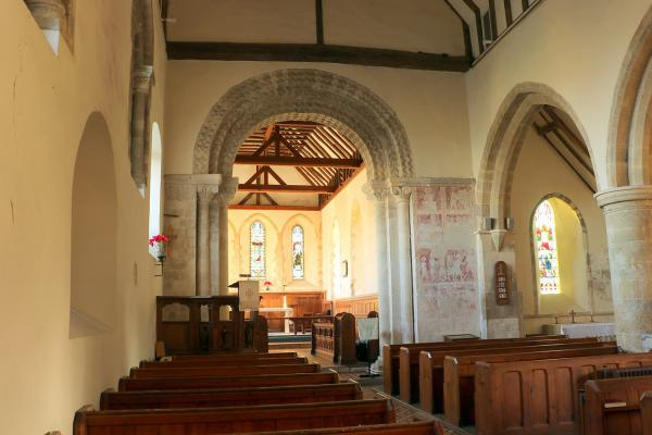 St Michael's nave