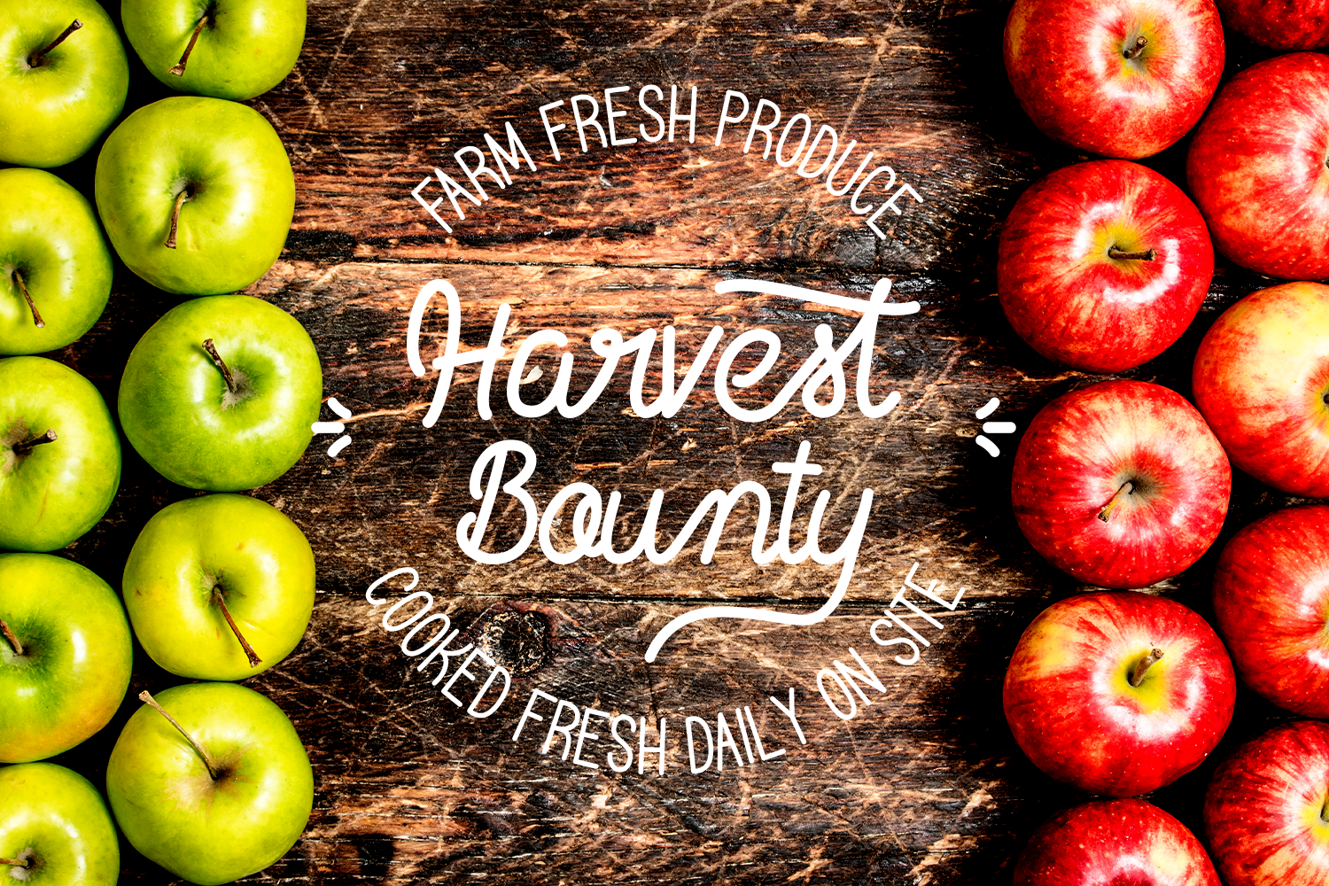 6harvest bounty logo