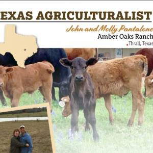 AOR in Texas Agriculturalist