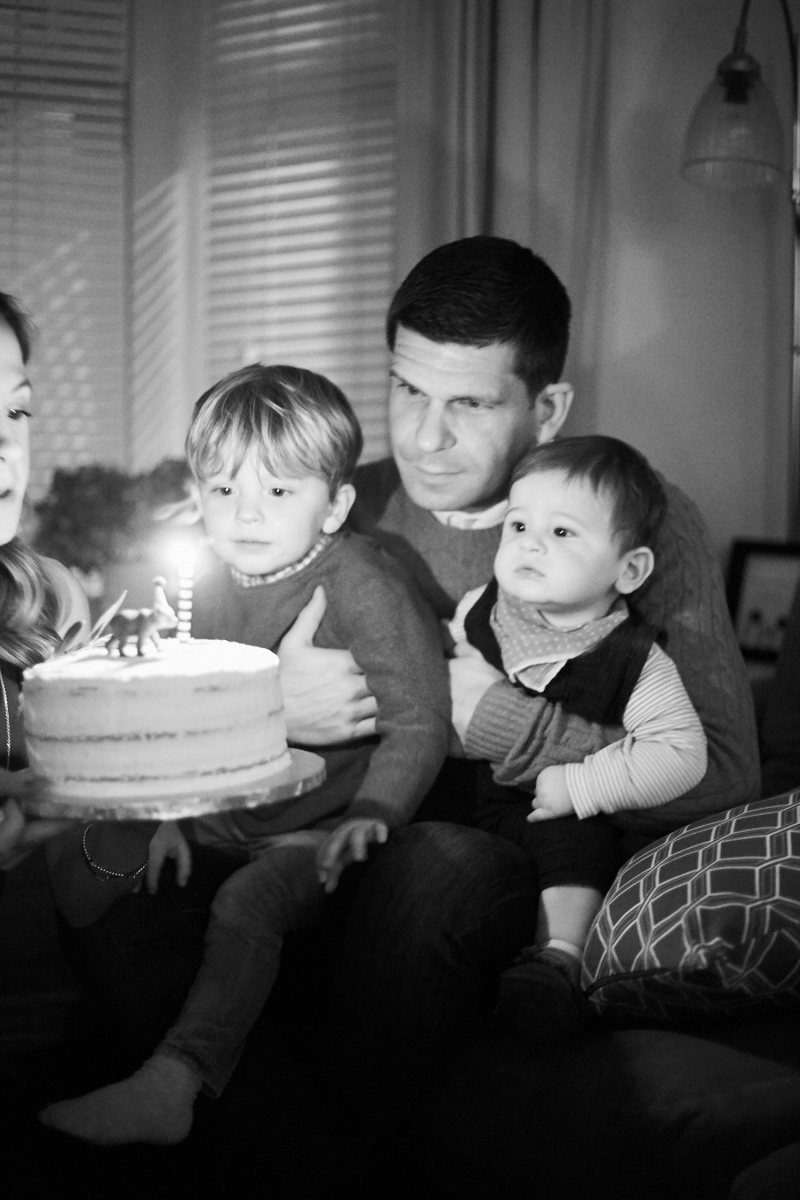 George's 1st Birthday - Amber-Rose Photography 122
