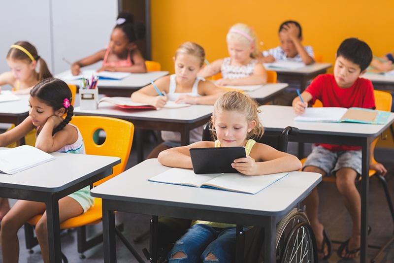 A tecnologia ajuda na educação inclusiva nas escolas