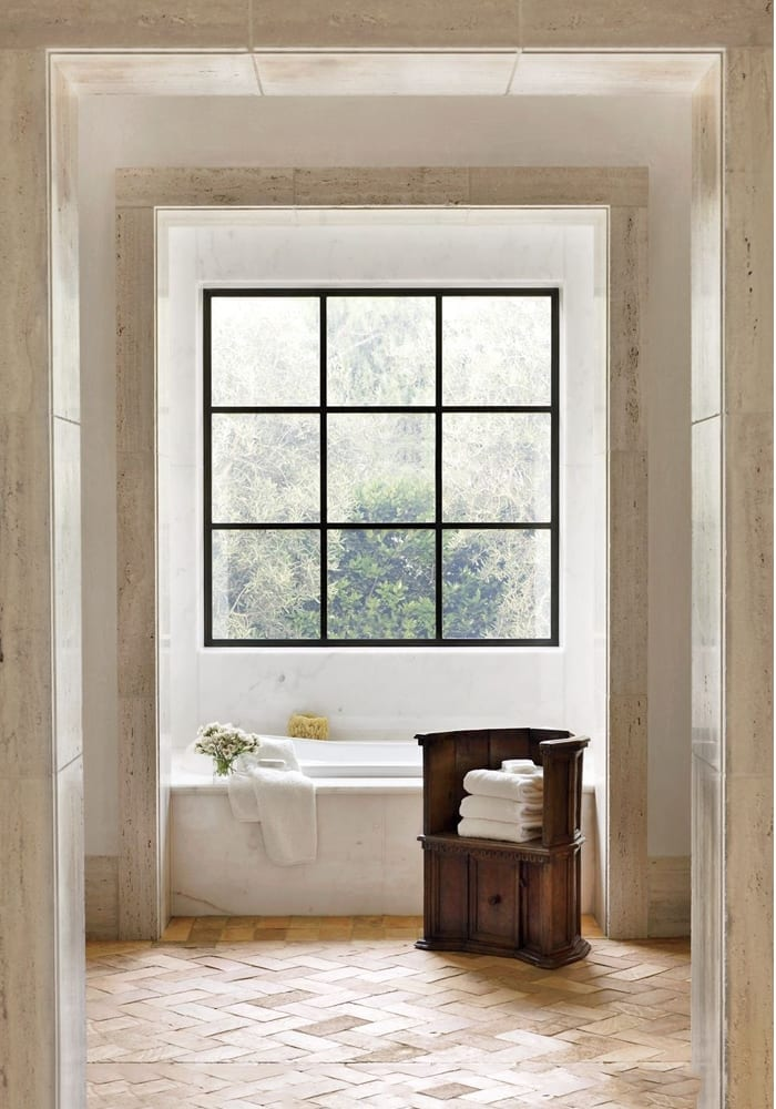 Industrial Steel Windows go Residential  Amberth