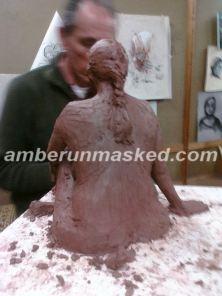 duCret School of Art, Frank's sculpture in progress