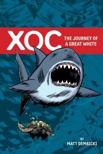 XOC-cvr oni matt dembicki shark