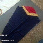 captain marvel cosplay