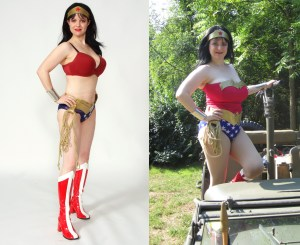 I HATE EXPLAINING WHY I CAN'T WEAR MY WONDER WOMAN OUTFIT