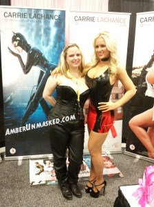 AMBER WITH CARRIE LACHANCE