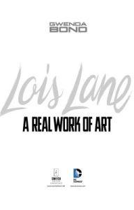 lois lane art