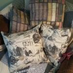 noir pillows