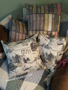 noir pillows