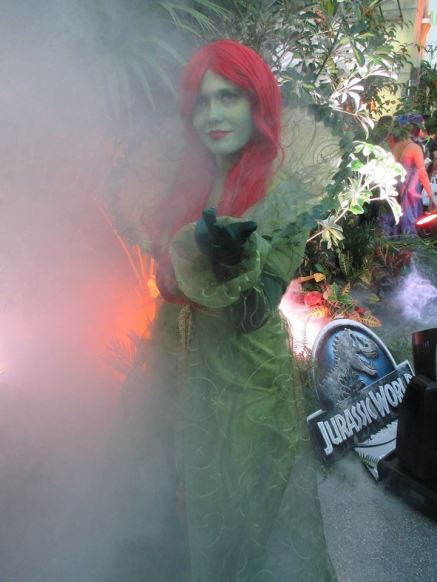 kate nycc poison ivy cosplay
