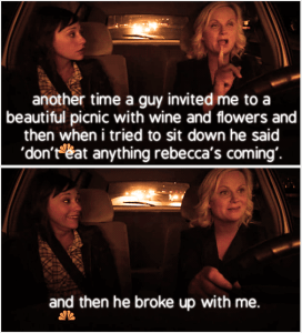 Parks and Rec bad dates
