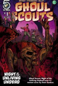 ghoul scouts variant cover