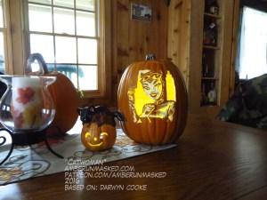 pumpkin tutorial amberunmasked.com