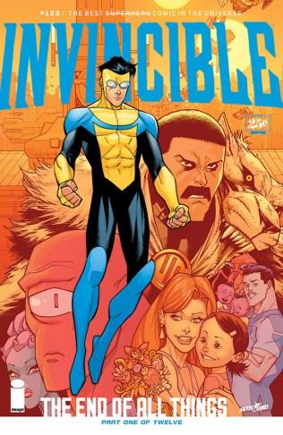 image comics invincible cover