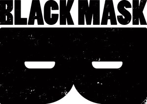 Black Mask Studios logo