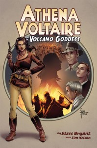 athena voltaire cover tpb