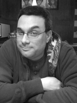 Stephen Blackmoore author