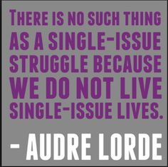 AudreLorde-NotaSingleIssueLife