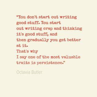 OctaviaButler-quote-writing