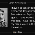 Sarah-Winnemucca-quote-FreedomNotPolitics