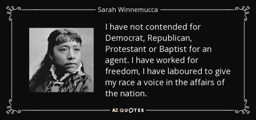 Sarah-Winnemucca-quote-FreedomNotPolitics