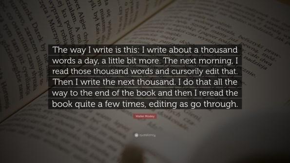 WalterMosley-WritingProcess