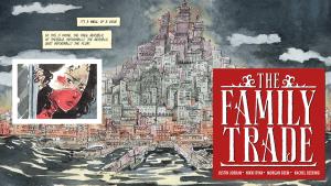 Image Comic Family Trade