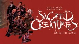 Image Comics Sacred Creatures