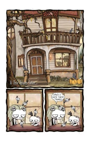 Bloody Best of Lenore Pooty Page 2