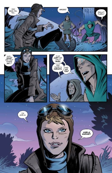 Elsewhere by Image Comics pg 5