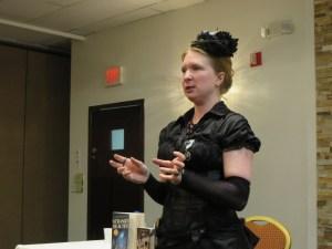 Author Leanna Hieber