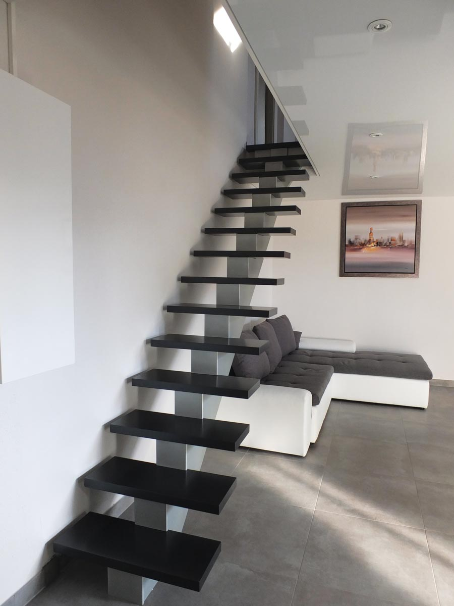Escalier Limon Central 3 Ambiance Escalier