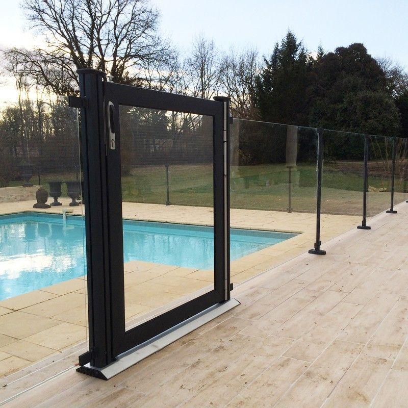 Barrire piscine verre barrire piscine en verre