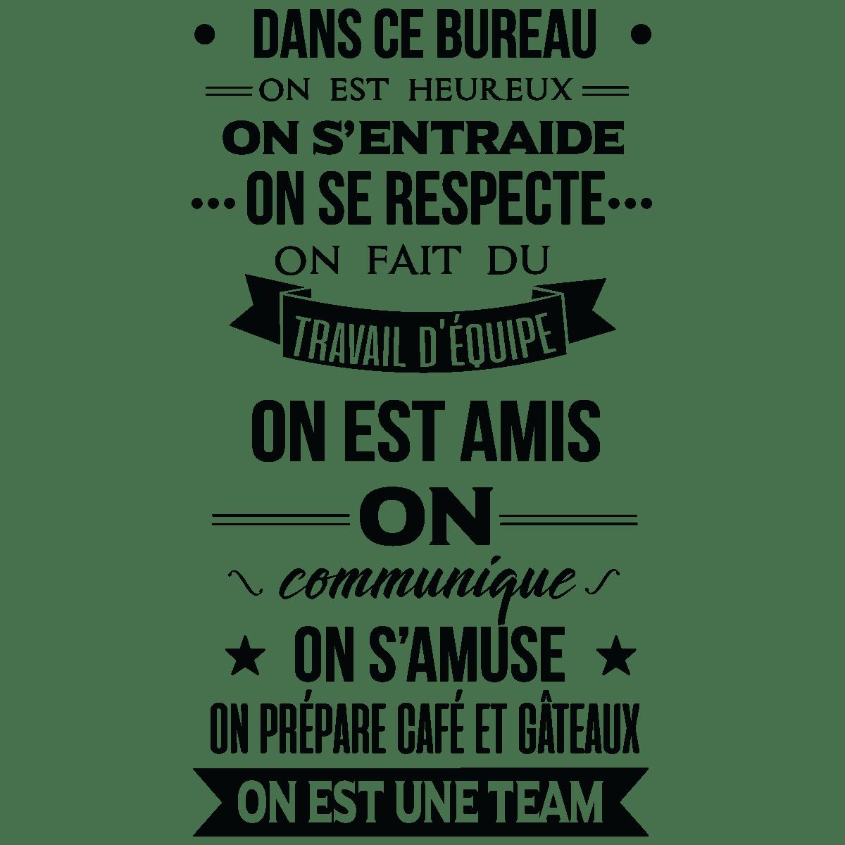 Citation Travail Dequipe Humour