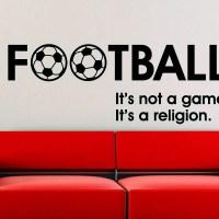 Stickers muraux sport et football - Sticker devis pour ...