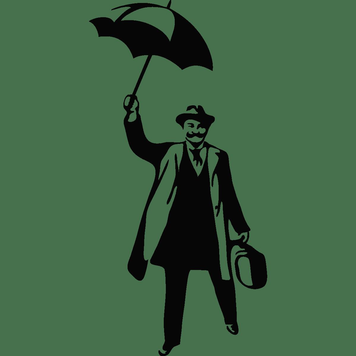 Stickers Muraux De Silhouettes Et Personnages