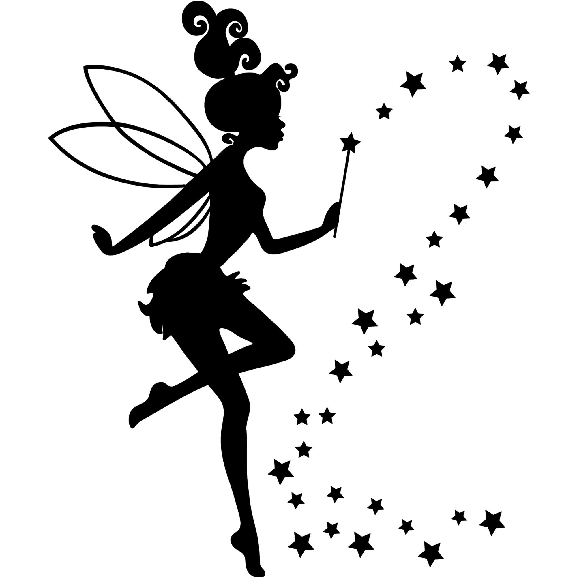 Sticker Mademoiselle la fée