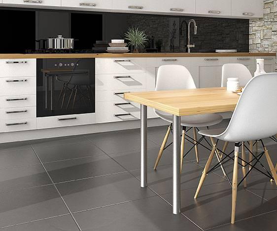 carrelage moderne pour sol de cuisine