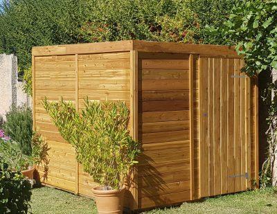 chalet de jardin standard ambiances bois