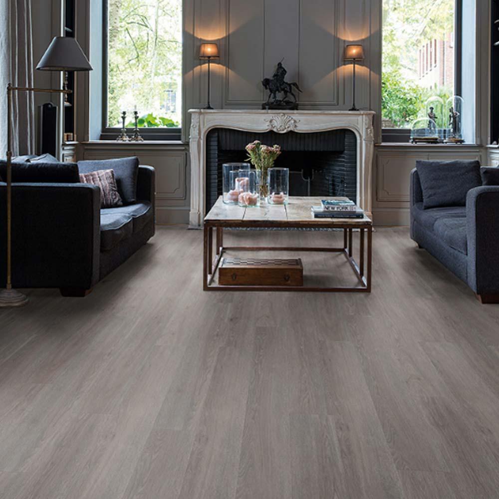 dark grey laminate flooring living room 2 best layout for long narrow quick step livyn balance click silk oak bacl40060 vinyl