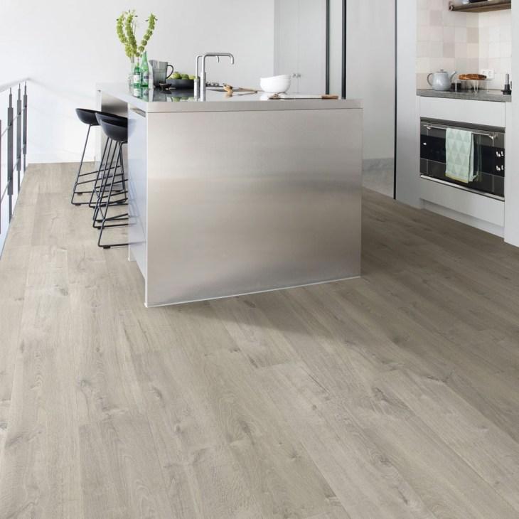 Quick-Step Impressive Ultra Soft Oak Grey IMU3558 Laminate Flooring - 1