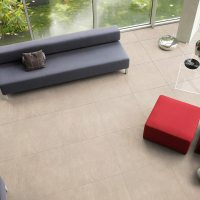 Quick-Step Arte Leather Tile Light UF1401 Laminate Flooring