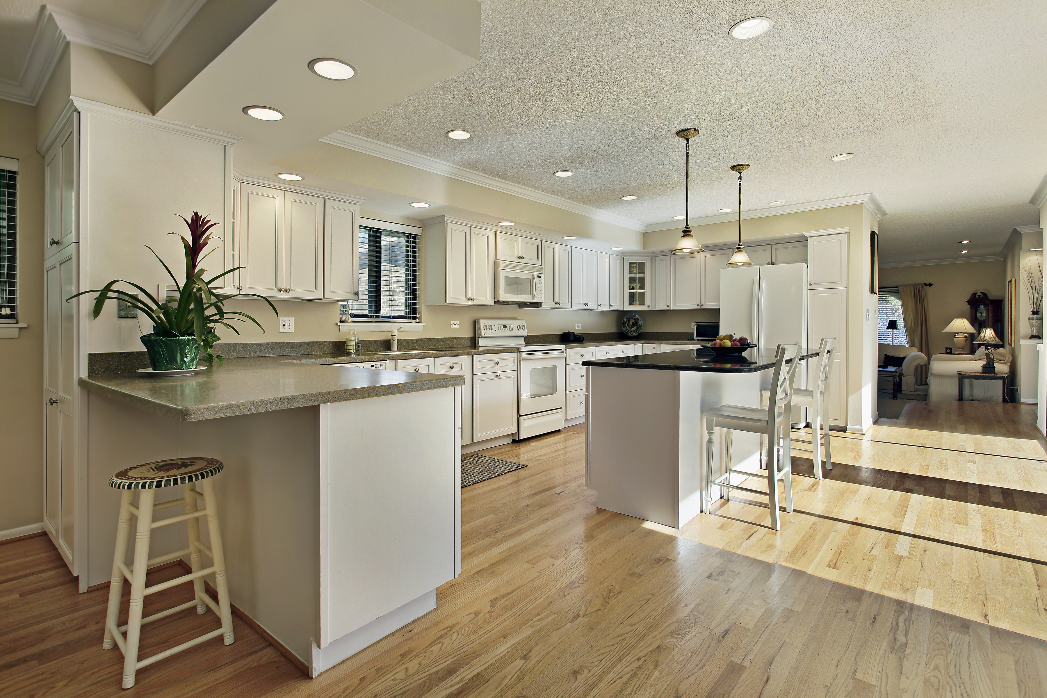 Can I install a wooden floor in my kitchen  The Wood Floo
