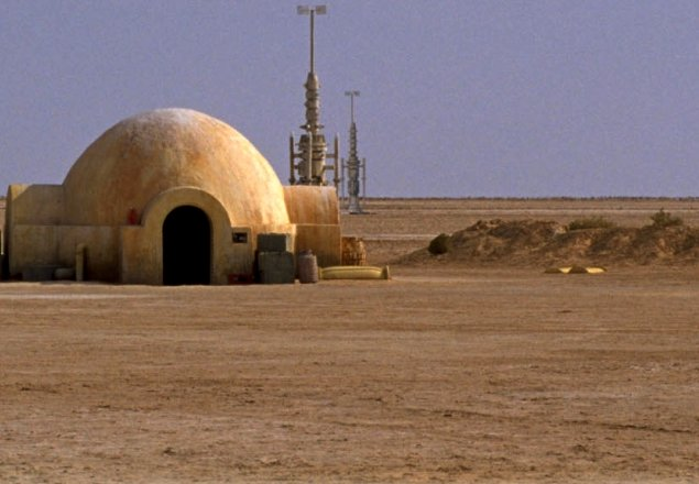 Near A Moisture Farm Of Tatooine Audio Atmosphere